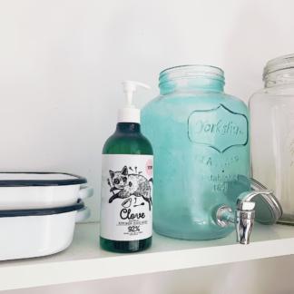 Jabón para Manos de Cocina