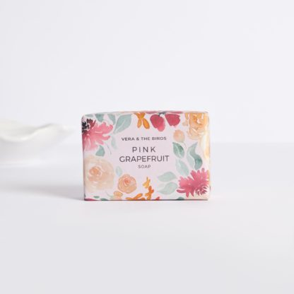 Pink Grapefruit Soap Vera and the birds