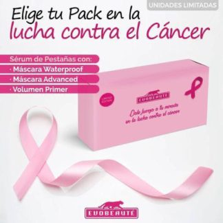 Pack Evolash lucha contra el cancer