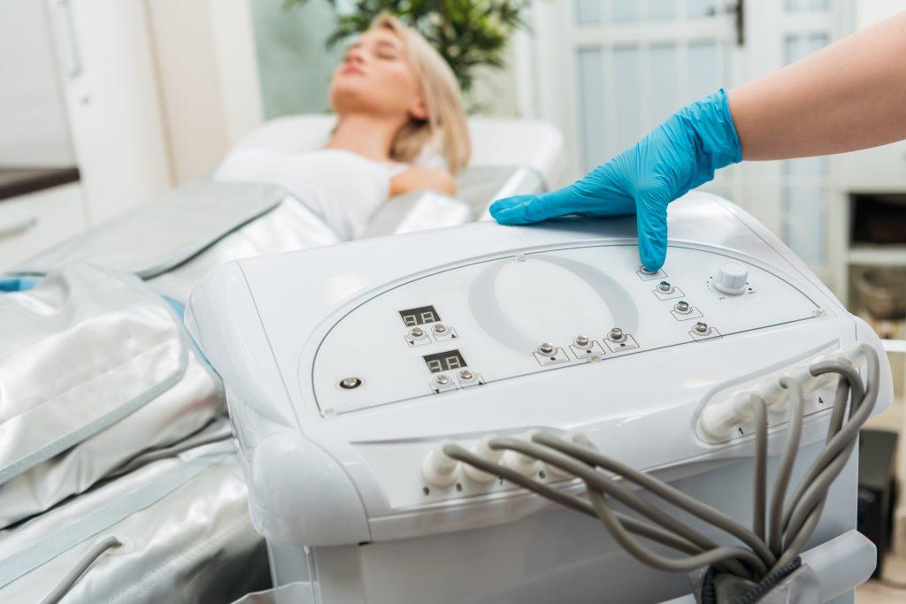 Presoterapia celulitis piernas cansadas fuengirola